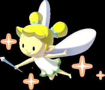 wind waker fairy zelda