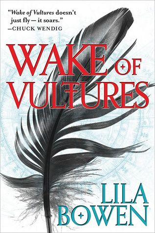 lila bowen wake of vultures