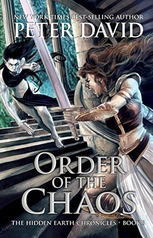 order of the chaos hidden earth peter david