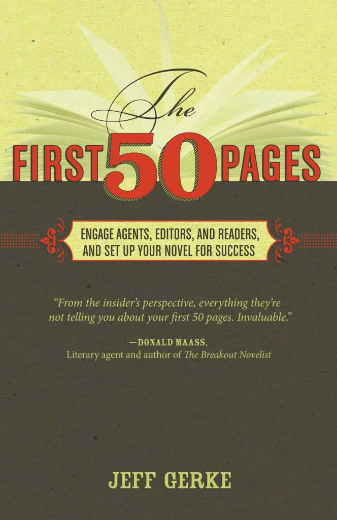 first fifty pages jeff genke
