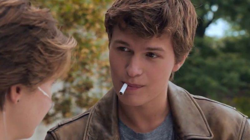 tfios augustus waters cigarette metaphor