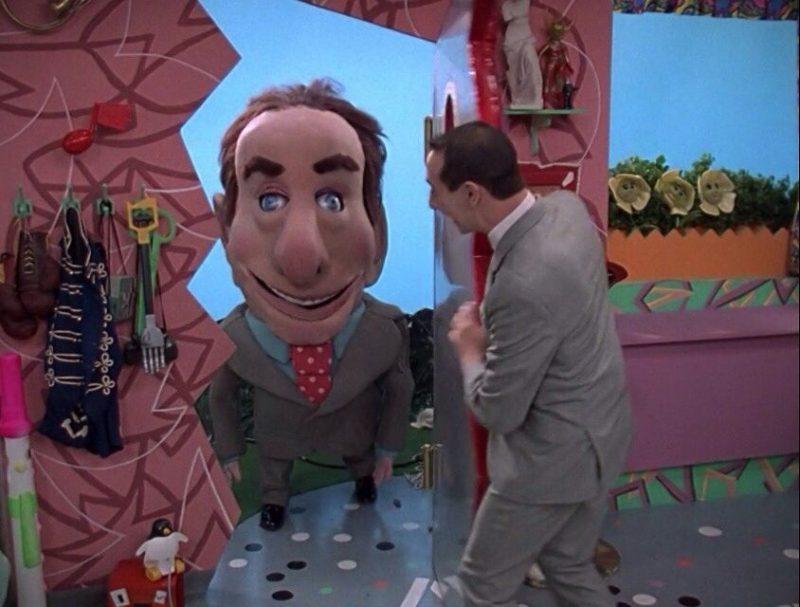 pee wee herman playhouse salesman