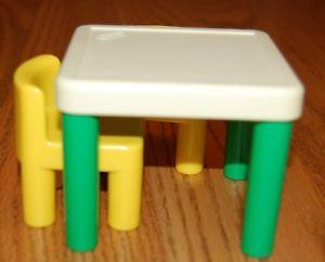 little tykes table
