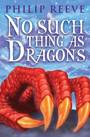philip reeve no such thing as dragons