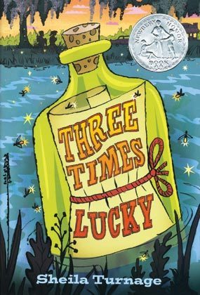 three times lucky sheila turnage