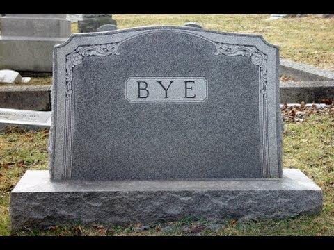 bye grave