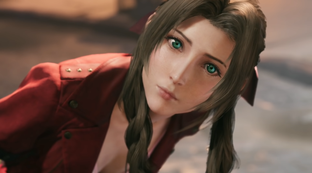 aeris final fantasy 7 remake