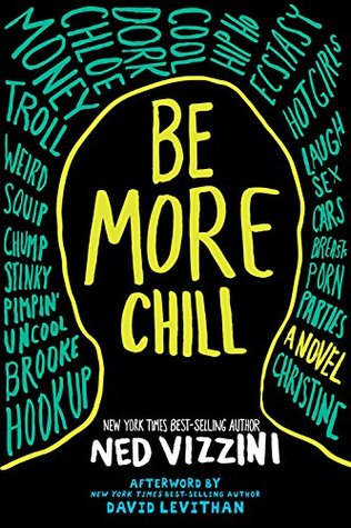 be more chill ned vizzini