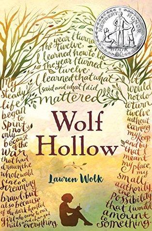 wolf hollow lauren wolk