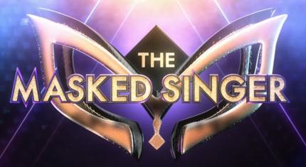 masked singer logo