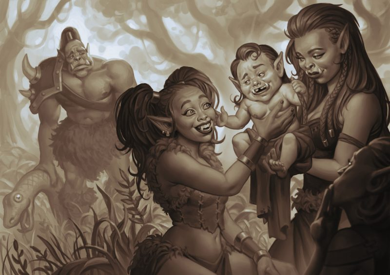orc family