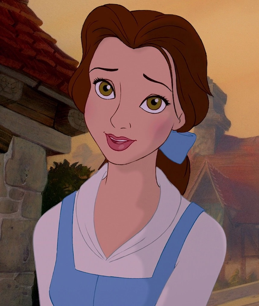 belle beauty and the beast profile