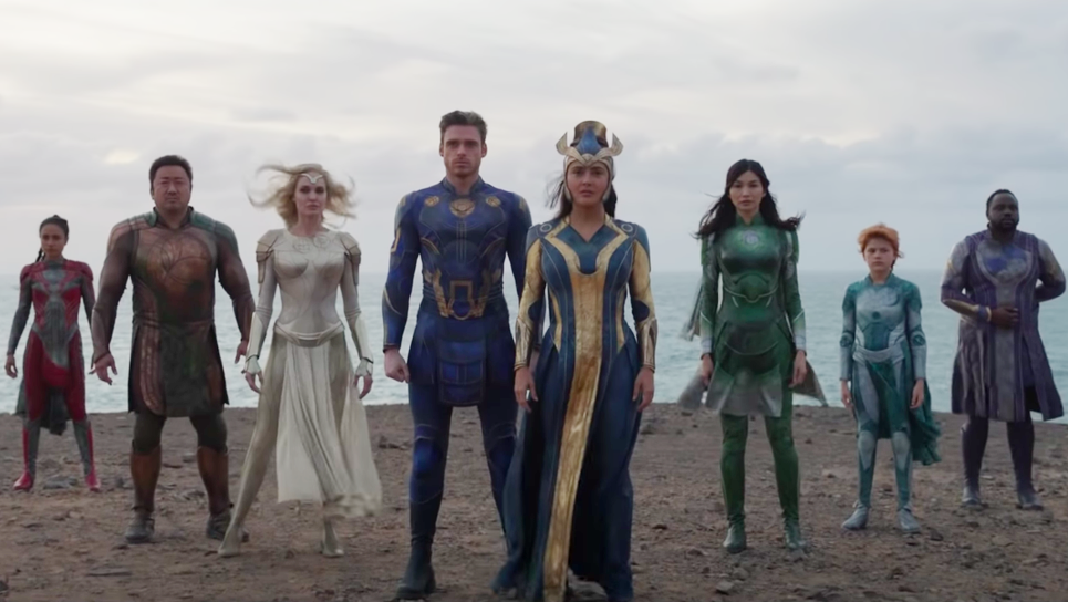 What of the Eternals Trailer?