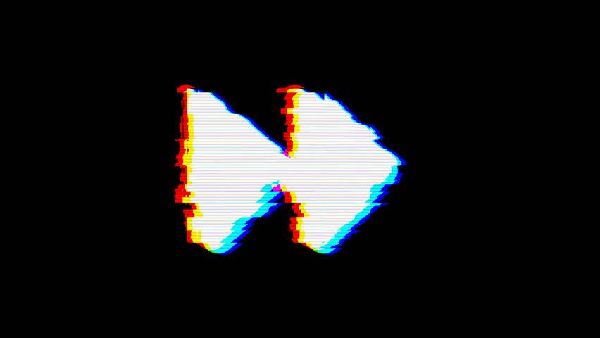 fast forward symbol